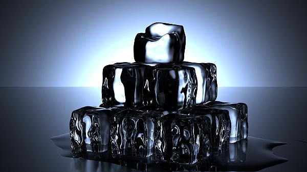 Alternative AC, ice cubes melting